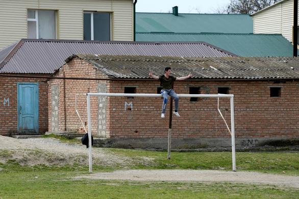 Khám phá tình yêu bóng đá khắp nước Nga dịp World Cup - Ảnh 16.