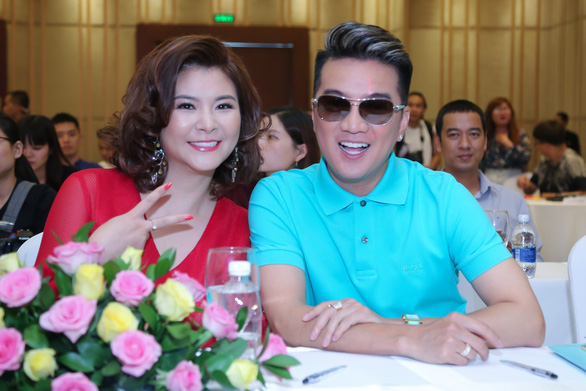 Cô Ló Kim Oanh bất ngờ làm giám khảo Gương mặt thân quen - Ảnh 1.