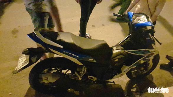 Người nổ súng vụ thanh niên đi bão tử vong là phó công an phường - Ảnh 4.