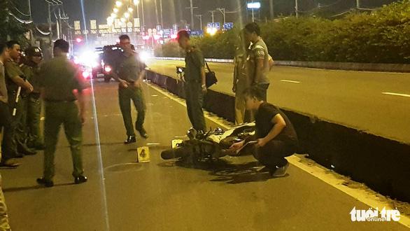 Người nổ súng vụ thanh niên đi bão tử vong là phó công an phường - Ảnh 3.