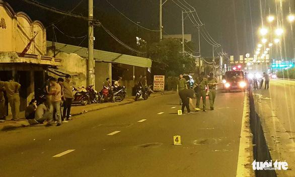 Người nổ súng vụ thanh niên đi bão tử vong là phó công an phường - Ảnh 1.
