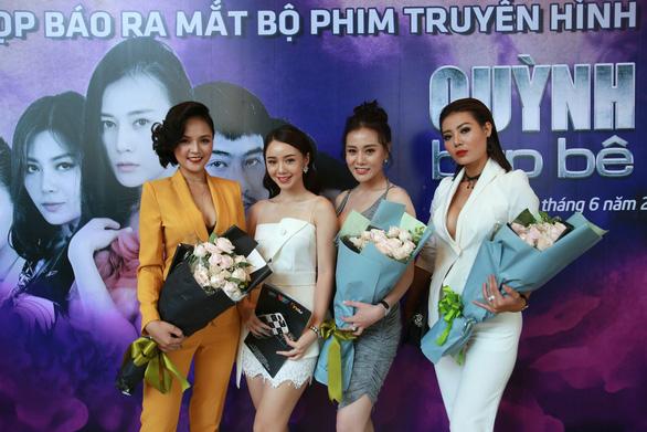 Phim đề tài gái mại dâm Quỳnh Búp bê: Diễn viên bầm dập - Ảnh 3.