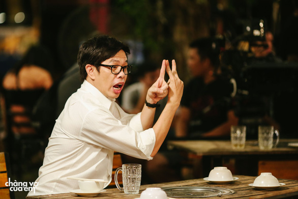 Hình ảnh mới cúa Thái Hoà trong bộ phim thứ 7 cùng Charlie Nguyễn - Ảnh 7.