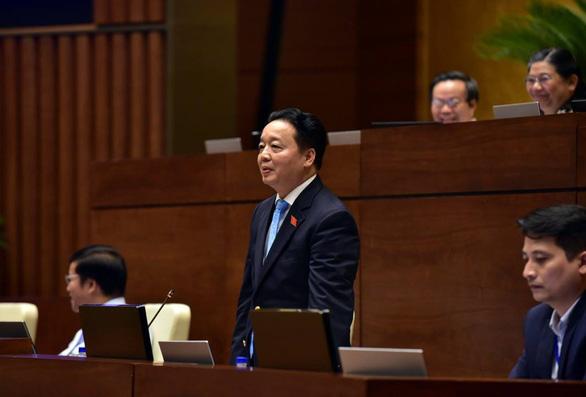 Bộ trưởng Trần Hồng Hà: Thấy người nước ngoài mua đất thì báo tôi - Ảnh 1.