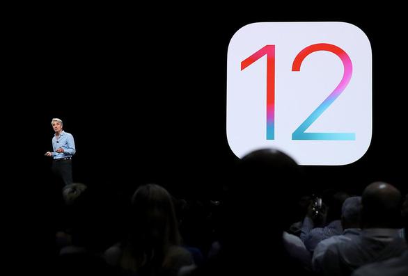 Tất tật những điểm mới cần biết về iOS 12 - Ảnh 2.