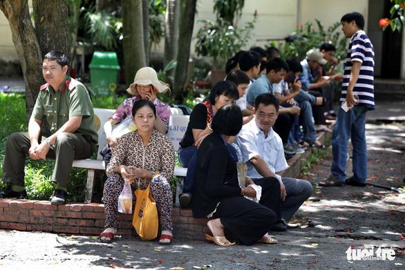 An ninh dày đặc trong buổi tuyên án nhóm khủng bố sân bay Tân Sơn Nhất - Ảnh 5.