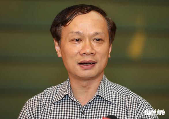 3 lần Bộ trưởng Trần Hồng Hà nói đại biểu 'yên tâm' - Ảnh 1.