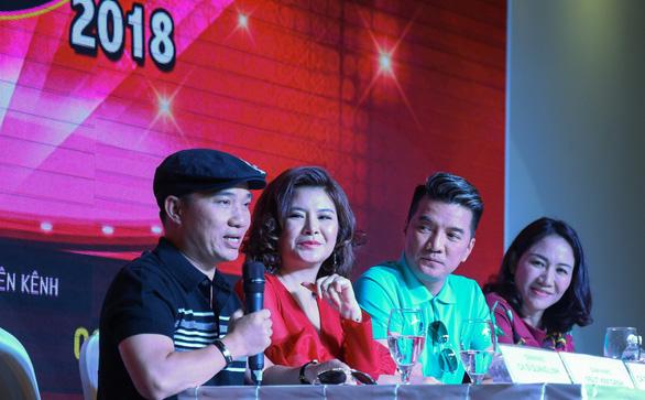 Cô Ló Kim Oanh bất ngờ làm giám khảo Gương mặt thân quen - Ảnh 3.