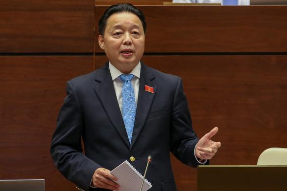 Bộ trưởng Trần Hồng Hà: Thấy người nước ngoài mua đất thì báo tôi - Ảnh 3.