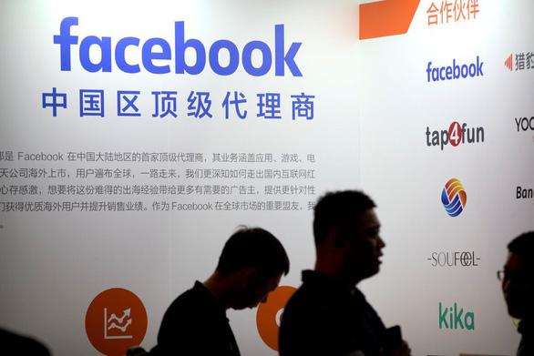 Facebook chia sẻ dữ liệu người dùng cho 4 công ty Trung Quốc - Ảnh 1.