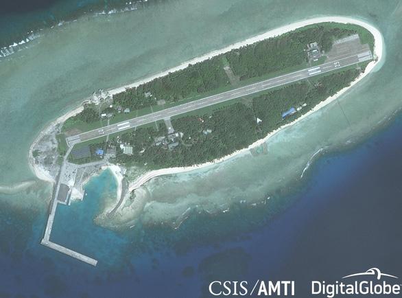Học giả Đài Loan muốn Mỹ mở căn cứ trên đảo Ba Bình - Ảnh 1.