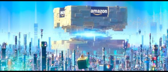Wreck-It-Ralph 2 và sự trưng hàng hoành tráng của nhà Disney - Ảnh 2.
