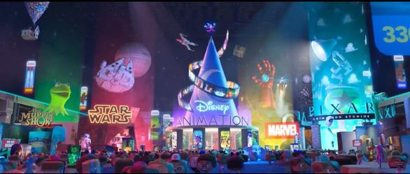 Wreck-It-Ralph 2 và sự trưng hàng hoành tráng của nhà Disney - Ảnh 5.