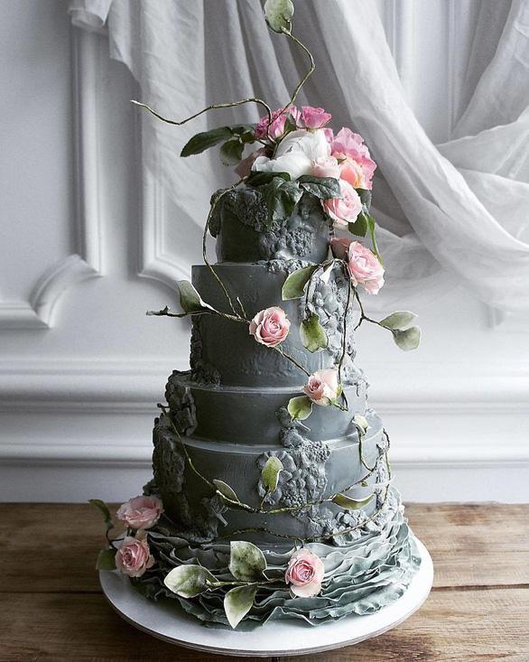 Những chiếc bánh ngọt đẹp không nỡ ăn của mỹ nhân Nga - Ảnh 11.