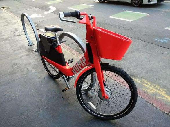 Uber mở dịch vụ cho thuê xe đạp điện ở châu Âu - Ảnh 1.
