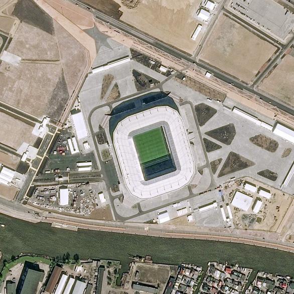 Ngắm các sân vận động World Cup 2018 từ trên cao - Ảnh 8.