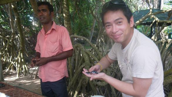 Đi Sri Lanka, Indonesia học bảo tồn rùa biển - Ảnh 2.