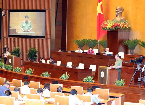 Bộ trưởng Tô Lâm: Không thể có hai nhóm công an - Ảnh 4.
