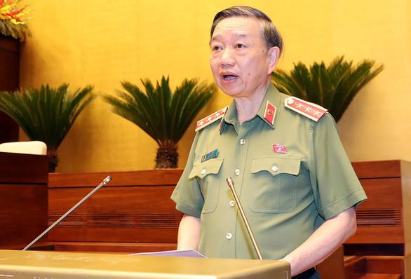 Bộ trưởng Tô Lâm: Không thể có hai nhóm công an - Ảnh 3.
