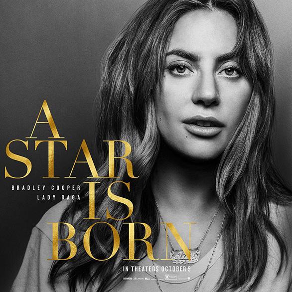A star is born: Lady Gaga lần đầu chân thật trong phim - Ảnh 1.