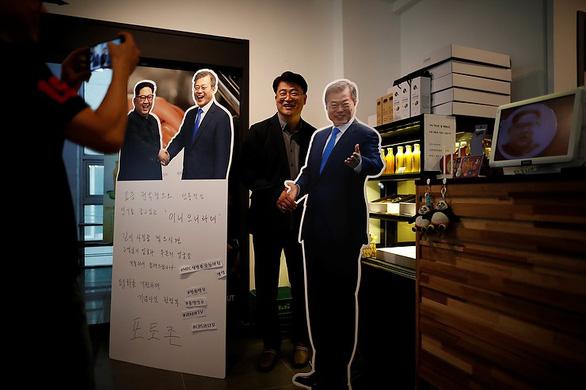 Cơn sốt 'cà phê Kim Jong Un' tại Hàn Quốc - Ảnh 4.