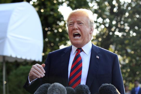 Ông Trump nói cần mời Nga tham gia trở lại hội nghị G7 - Ảnh 1.