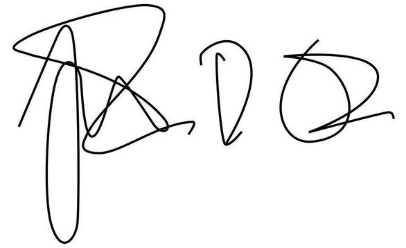 Xem tướng chữ tiết lộ tính cách 10 danh nhân thế giới - Ảnh 1.