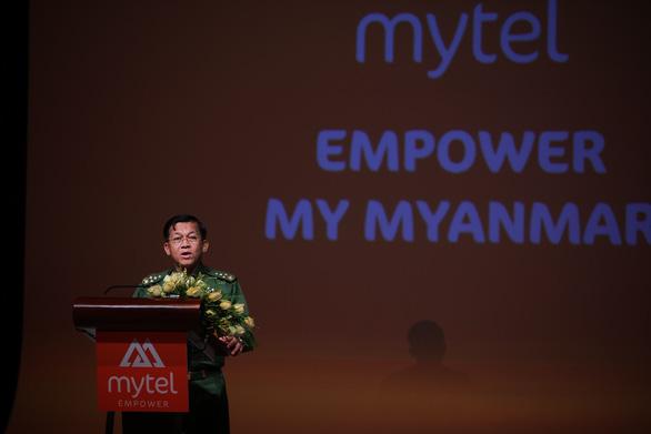 Viettel chính thức khai trương mạng di động quốc tế thứ 10 tại Myanmar - Ảnh 2.