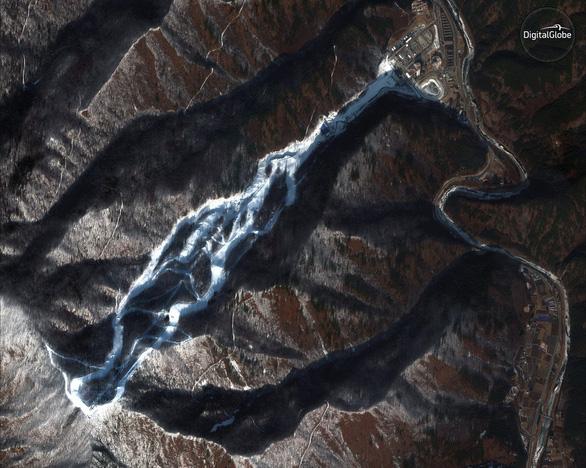 Ngắm ảnh vệ tinh các địa điểm Olympic mùa đông Pyeongchang - Ảnh 8.