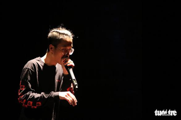 Đêm Nam nhi của Ngô Hồng Quang: nghe quan họ mix Beatbox - Ảnh 3.