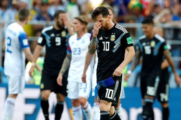 Messi đen đủi ở World Cup phải chăng là điềm xui được báo trước? - Ảnh 2.