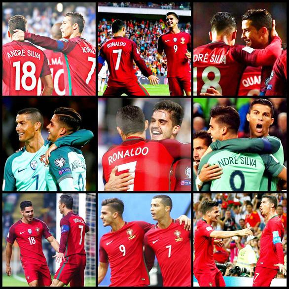 Hé lộ gương mặt kế nhiệm Ronaldo chỉ sau 15 phút xuất hiện - Ảnh 2.