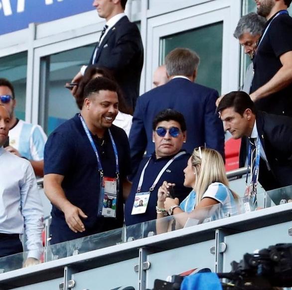 Maradona và cảm xúc của cậu bé vàng suốt hành trình World Cup - Ảnh 10.