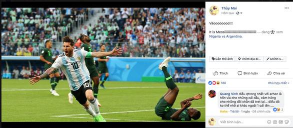 Khác biệt của World Cup 2018: nhiều nền tảng, sống trên mạng xã hội  - Ảnh 4.