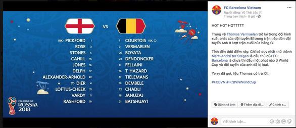 Khác biệt của World Cup 2018: nhiều nền tảng, sống trên mạng xã hội  - Ảnh 6.