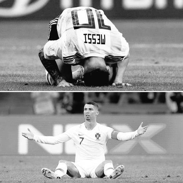 Thế giới xẻ nửa trong ngày Messi gọi Ronaldo về nước - Ảnh 7.