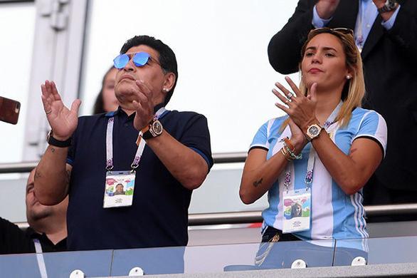 Maradona và cảm xúc của cậu bé vàng suốt hành trình World Cup - Ảnh 7.