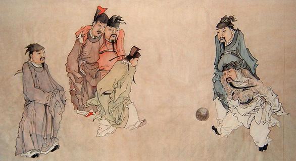 Bóng lăn từ  2.000 năm nhưng sao Trung Quốc vẫn vất vả với World Cup? - Ảnh 2.