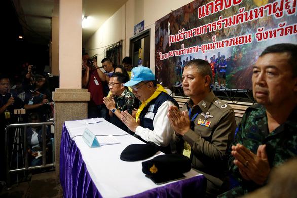 Câu chuyện sau 17 ngày ở Tham Luang thành bài học cho tương lai - Ảnh 1.