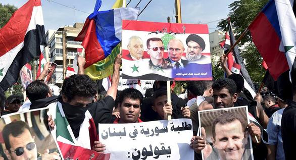 Fan Syria: Cám ơn ngài Putin và nước Nga công bằng - Ảnh 1.