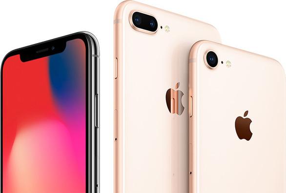 Sau iPhone X, năm nay Apple sẽ tung ra những smartphone nào? - Ảnh 1.