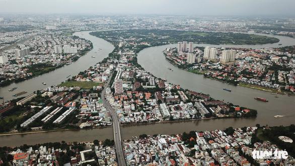 TP.HCM xin chỉ định thầu dự án Bình Quới - Thanh Đa - Ảnh 2.