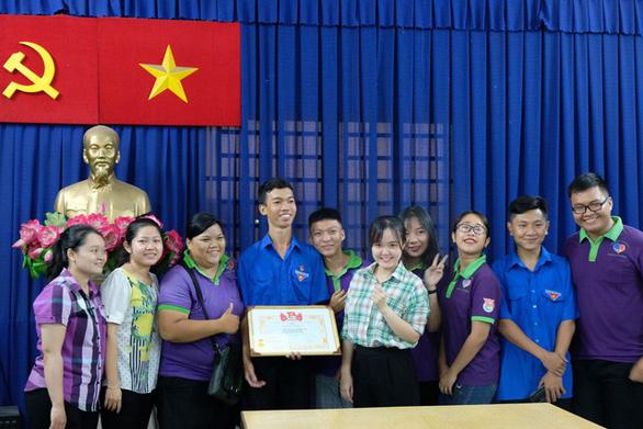 Thành đoàn TP.HCM tuyên dương hành động đẹp của người trẻ - Ảnh 3.