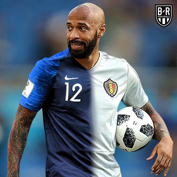 Thierry Henry - người Pháp duy nhất chống lại cả nước Pháp - Ảnh 6.