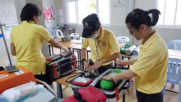 Chiến dịch giải cứu đội bóng Thái Lan thành công mỹ mãn, cứu được 13 người - Ảnh 7.