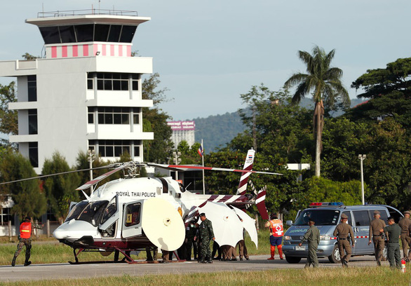 Chiến dịch giải cứu đội bóng Thái Lan thành công mỹ mãn, cứu được 13 người - Ảnh 8.