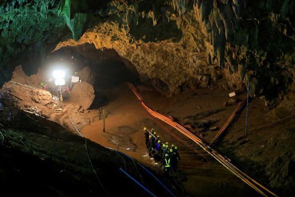 Tâm linh huyền bí trong các hang động ở miền bắc Thái Lan - Ảnh 1.
