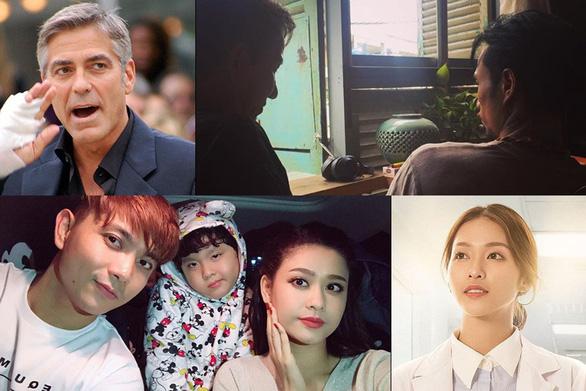 11-7: Phạm Anh Khoa tiều tụy, George Clooney tai nạn - Ảnh 1.