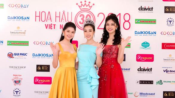 Trình độ thí sinh thi Hoa hậu Việt Nam 2018 cao đột biến - Ảnh 1.