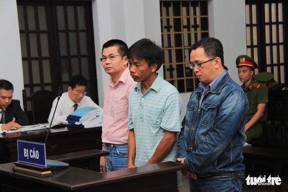 Xét xử phúc thẩm vụ ông Trần Minh Lợi đưa hối lộ - Ảnh 1.